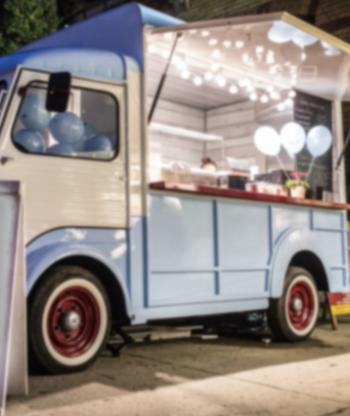Unikátne food-trucky